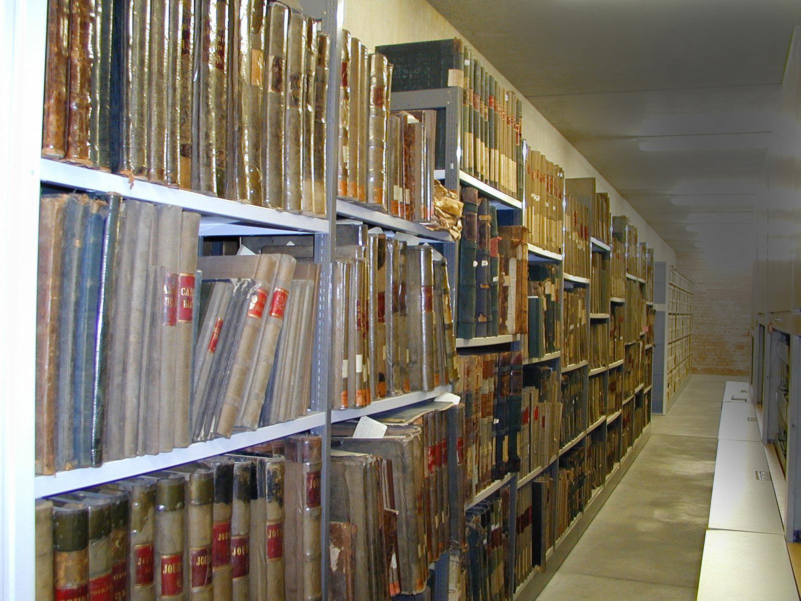 Das Farina-Archiv im RWWA